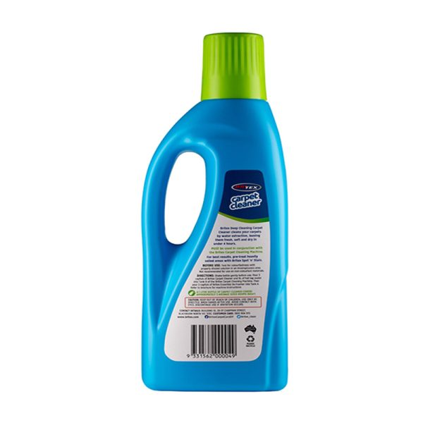 Britex carpet cleaning solution