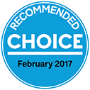 Britex carpet cleaners are Choice recommended